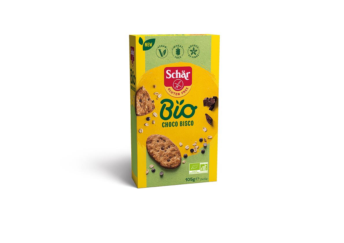 BIO biskvit sa čokoladom - BIO Choco Bisco