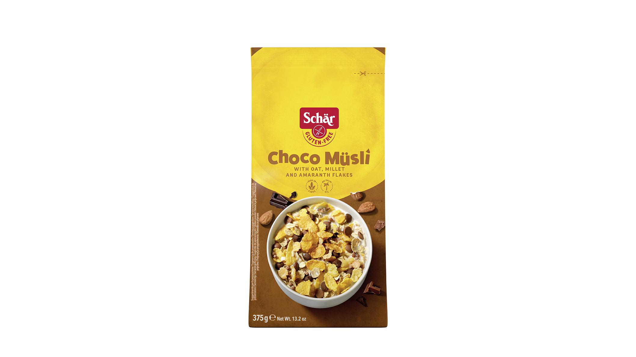 Čokoladne pahuljice - Choco Müsli
