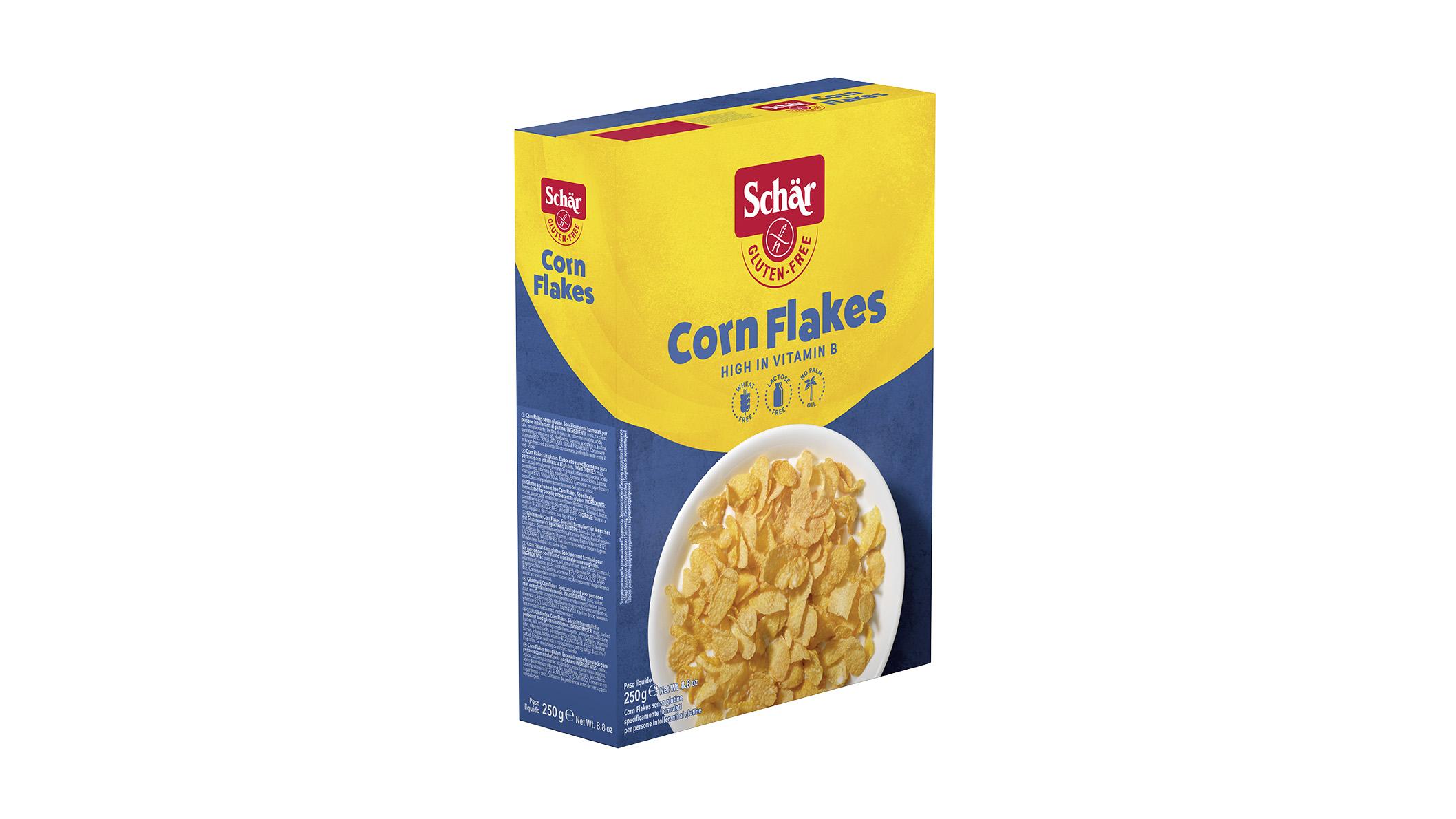Bezglutenske pahuljice - Corn Flakes