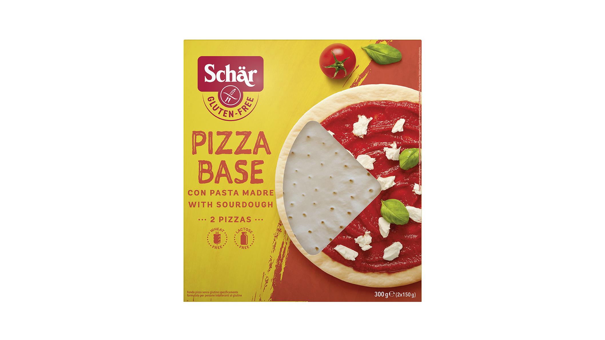 Tijesto za pizzu - Pizza Base