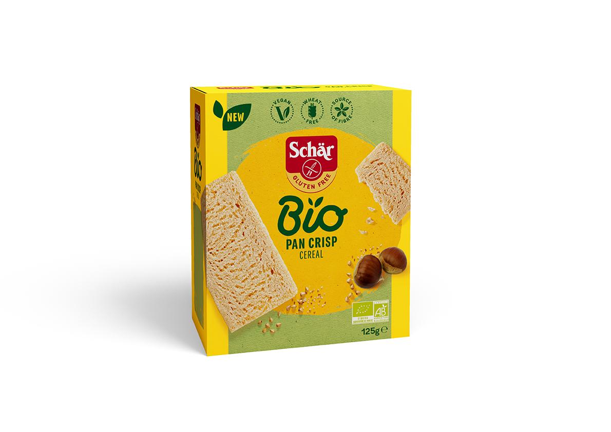 BIO krekeri - BIO Pan Crisp Cereal