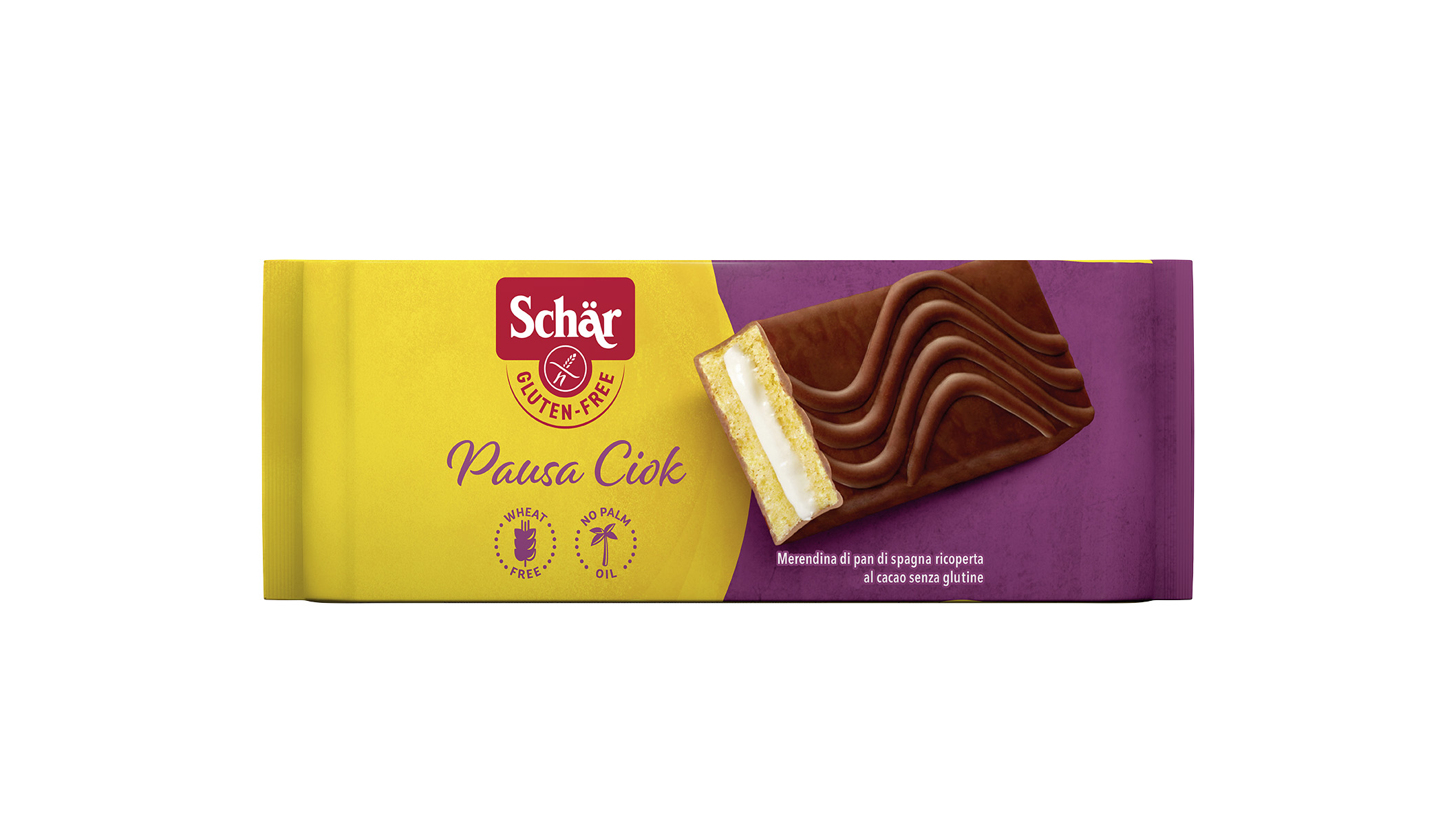 Bezglutenski keksi sa čokoladom - Pausa Ciok Single