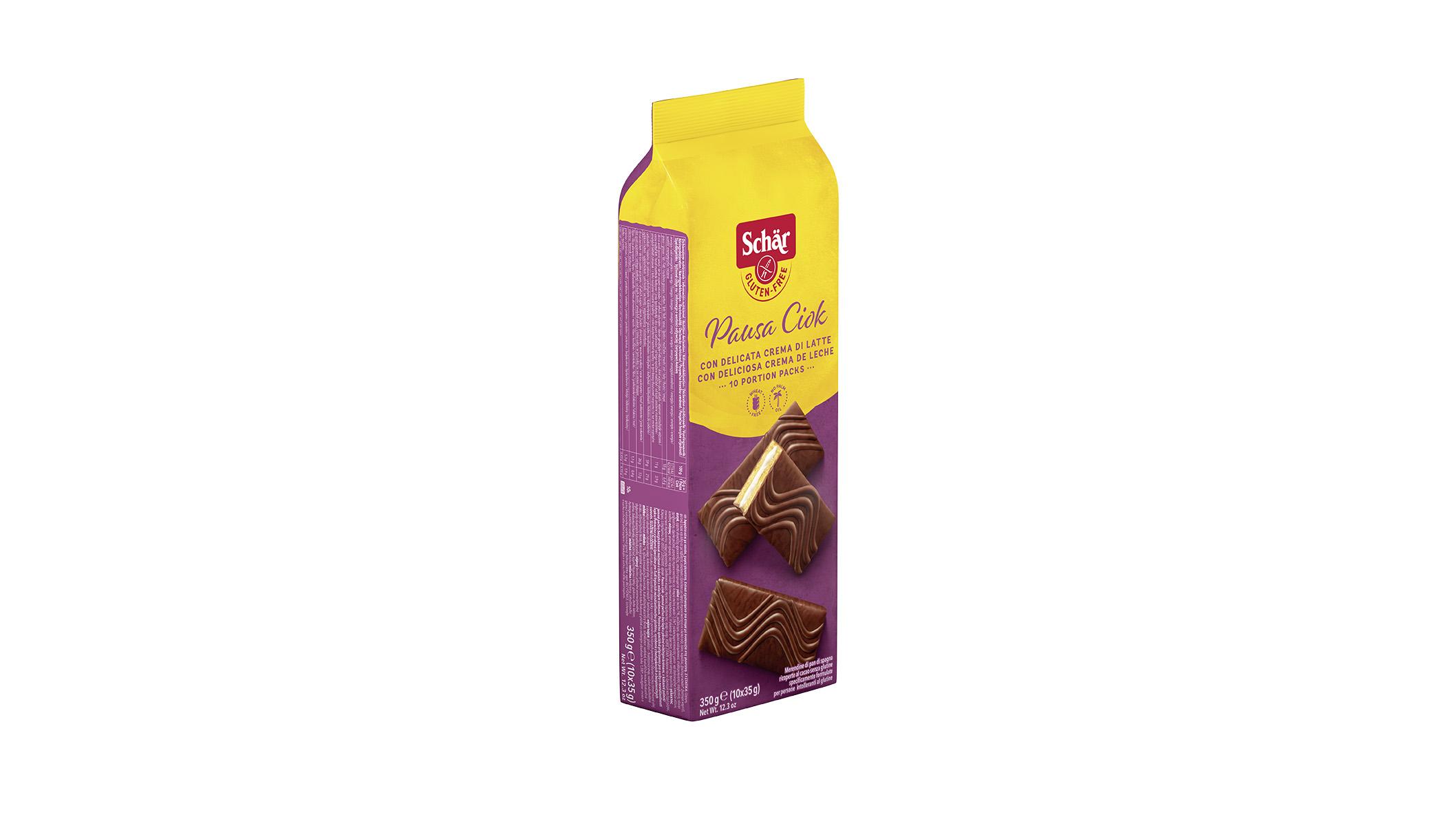 Bezglutenski čokoladni biskvit - Pausa Ciok