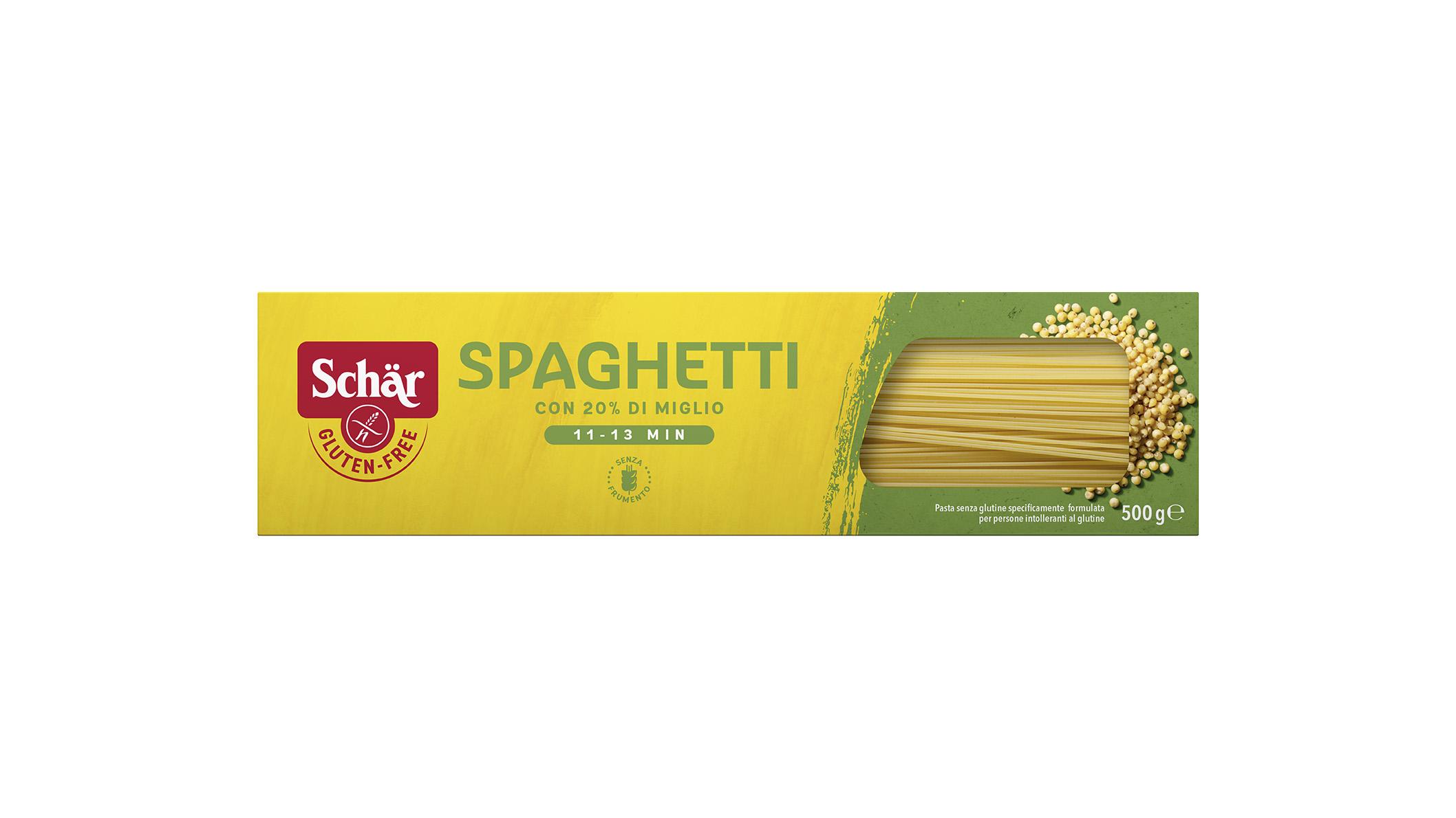 Bezglutenska tjestenina - Špageti 500g