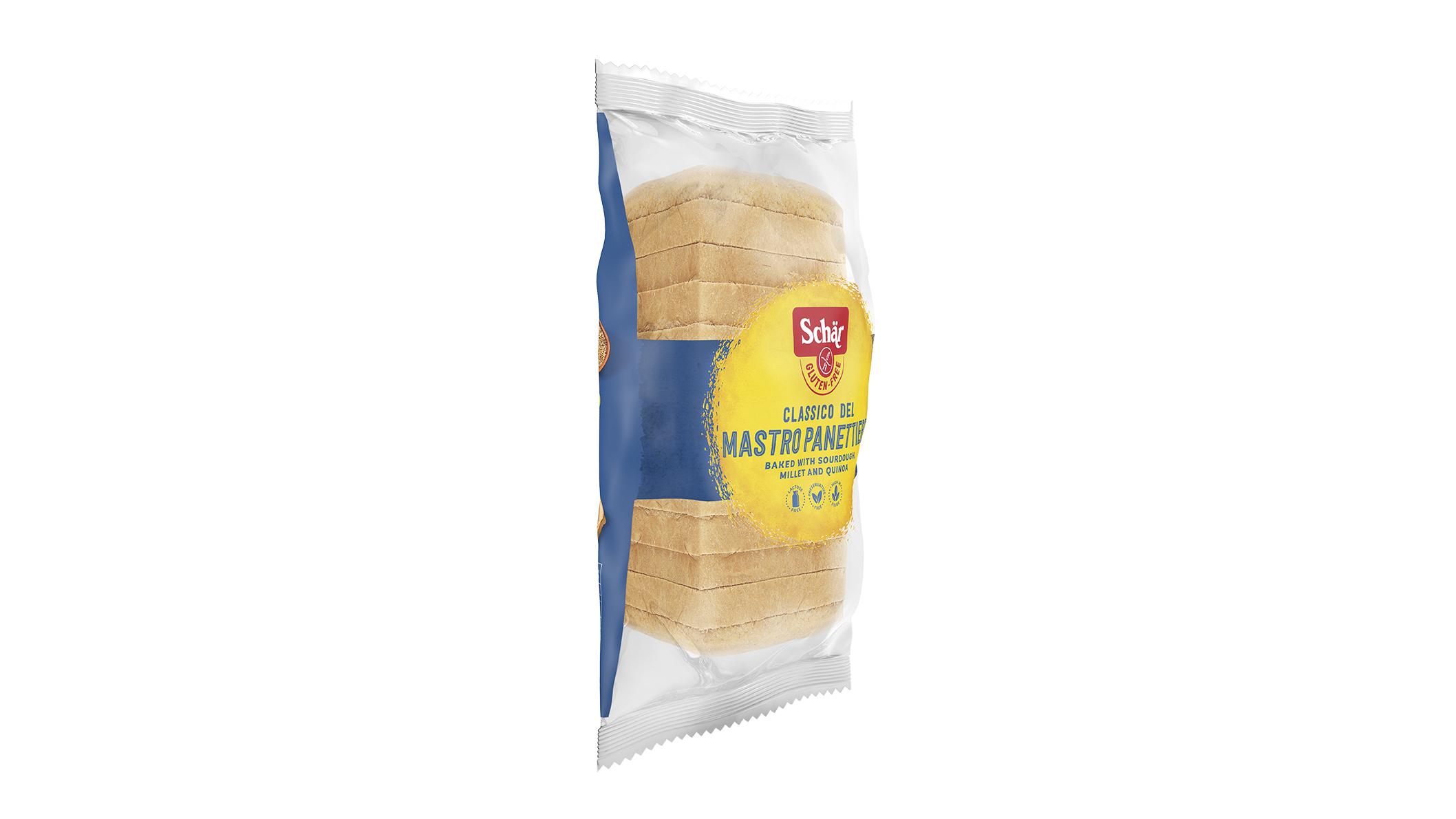 Bezglutenski bijeli kruh - Classico del Mastro Panettiere