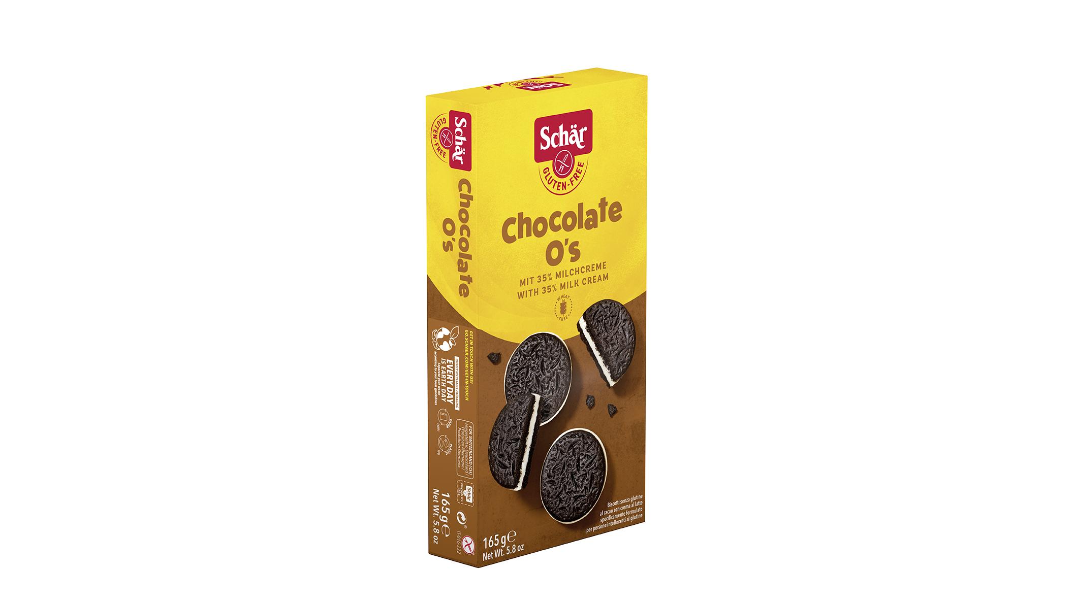 Čokoladni keksi - Chocolate O's