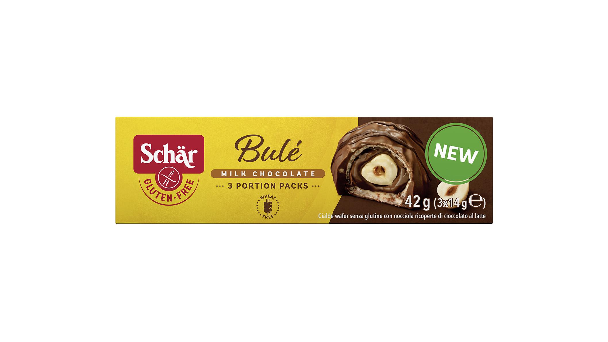 Bezglutenska čokoladica - Bulé
