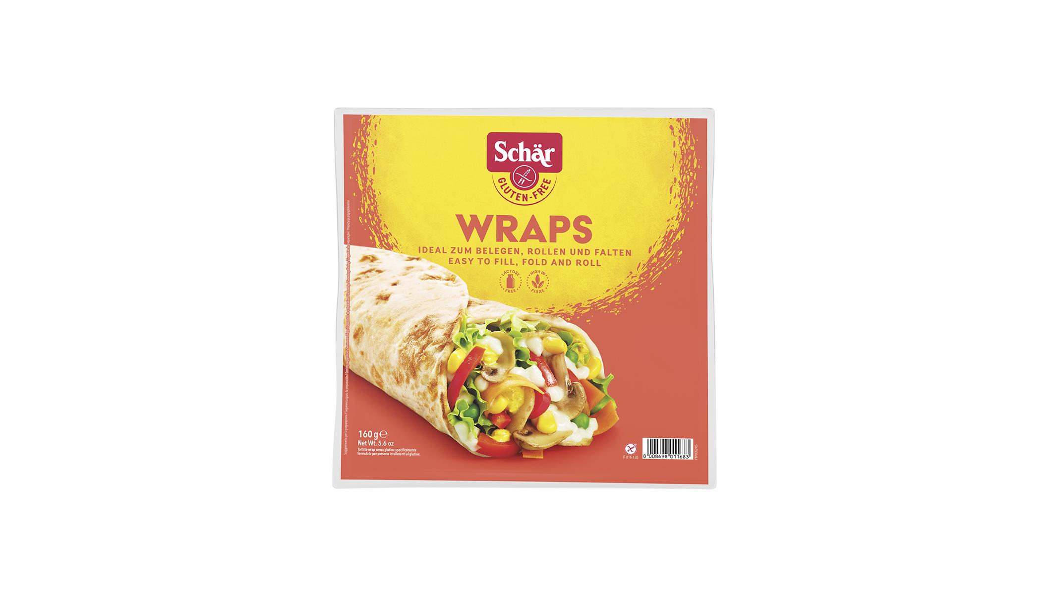 Bezglutenske tortilje - Wrap